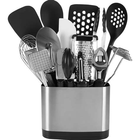 Oxo Good Grips 15 Pc. Everyday Kitchen Tool Set   Mixing