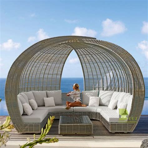 Luxus Lounge Möbel by Luxus Rattan M 246 Bel Preis Runde Nest Design Billig Rattan