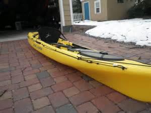 Mid Atlantic Deck by Ocean Kayak Prowler Trident 13 Anchor Trolley Install