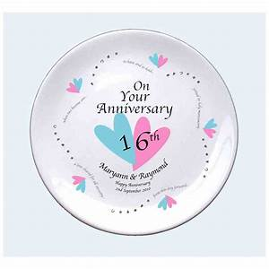 16th wedding anniversary traditional gift wedding and With 16th wedding anniversary gift