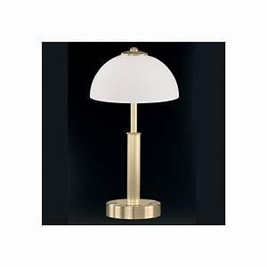 Lampe tactile laiton Cantate