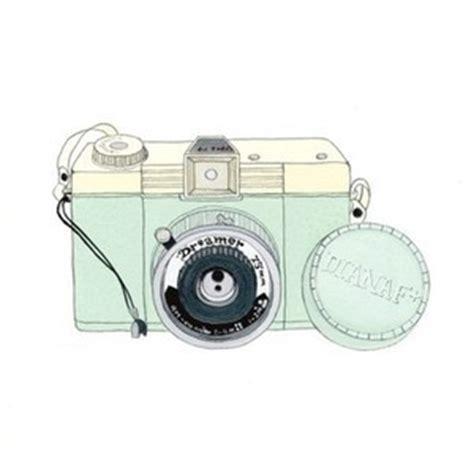 Rosy Vintage Camera