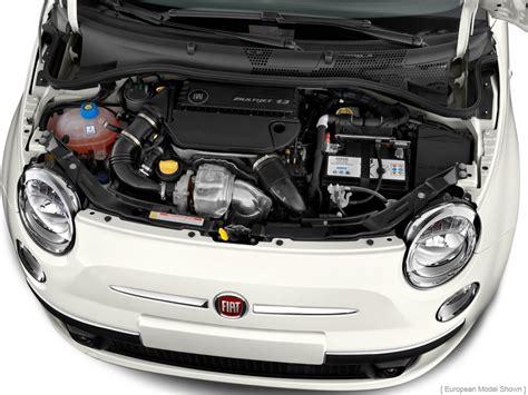 Fiat 500 Motor by Image 2013 Fiat 500 2 Door Convertible Lounge Engine