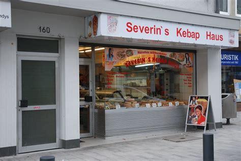 Severin's Kebap Haus  Matstånd  Severinsviertel Köln