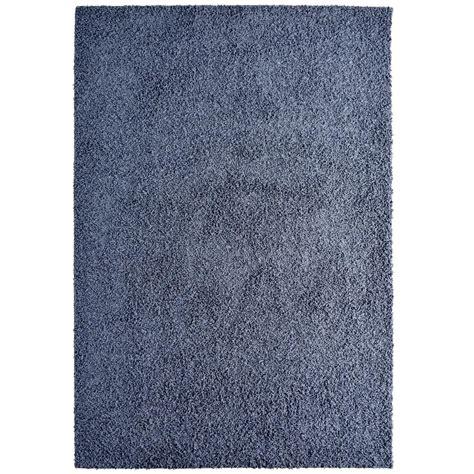 indigo area rug lanart custom shag indigo blue 8 ft x 10 ft indoor area