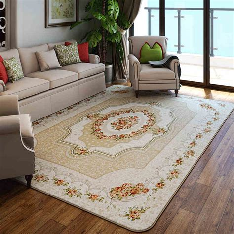 large size high quality modern rugs  carpets  living