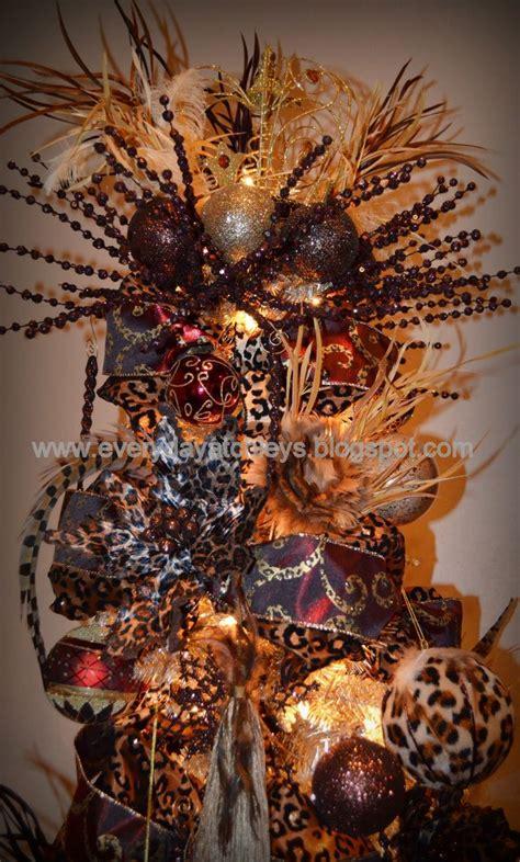 leopard christmas christmas pinterest