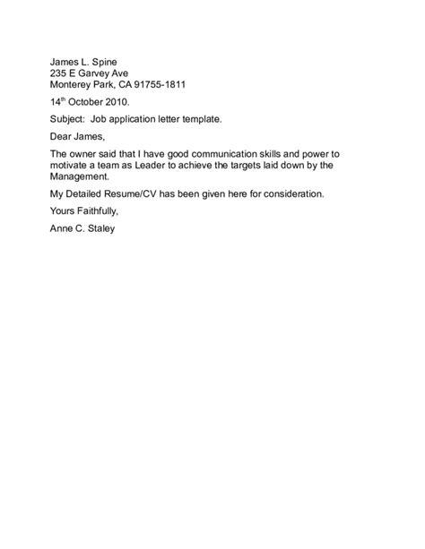 application letter sample docx