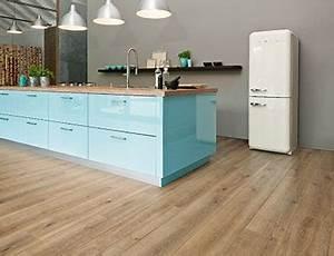 Laminatboden In Der Küche : haro bringt eleganz und komfort in die k che marken ~ Lizthompson.info Haus und Dekorationen