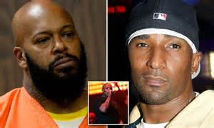 Suge Knight accused of attempted murder had long-standing ...