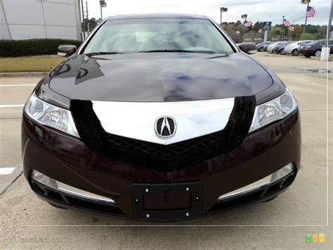 2010 Acura Tl Grille by Mbm Tl With A Painted Grill Acurazine Acura Enthusiast