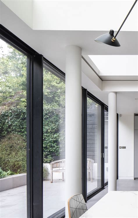 full height sliding doors cero fixed windows odc glass project