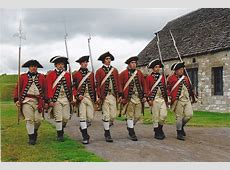 'Soldiers of the Revolution' battle over Old Fort Niagara