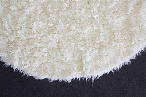 flokati teppiche flokati floor carpet oval 110x180cm 1500 g m