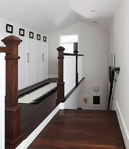 Upstairs hallway reveal