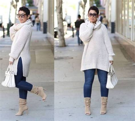 10 Best Plus Size Winter Looks Images On Figured Fashionable Plus Size Fashion For