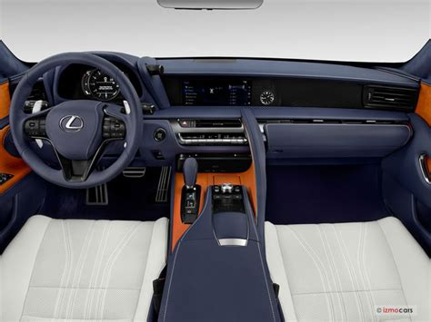 lexus lc interior lexus lc prices reviews and pictures u s news world