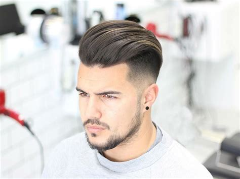 Undercut Hairstyle by 25 Slicked Back Undercut Ideas Superb And Stylish Hairstyles