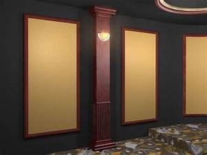Majestic Home Theater Column