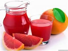 Grapefruit juice is al...Grapefruit Juice