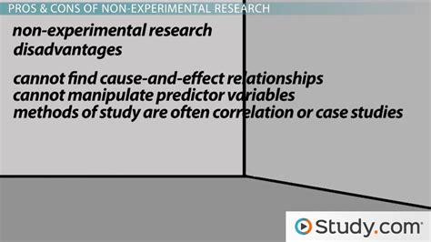 experimental  experimental research differences