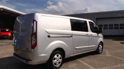 Ford Transit Custom Lwb Dciv Limited
