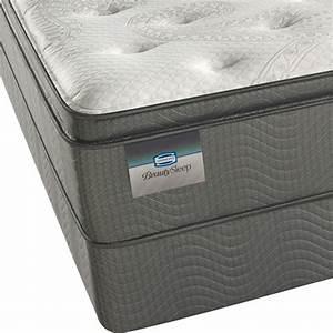 Simmons BeautySleep Anderson Cay Luxury Firm Pillowtop ...