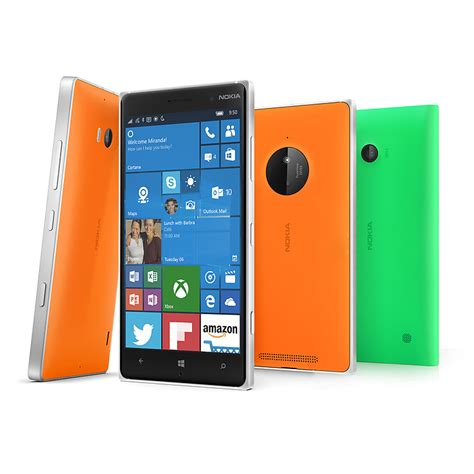 windows 10 komt binnenkort naar de lumia smartphones