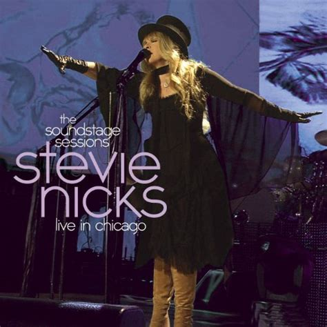 stevie nicks chicago soundstage sessions cd dvd tv fleetwood mac albums discography album sound music wikipedia deluxe edition 2009 amazon