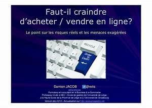 Vendre En Ligne : faut il craindre d 39 acheter ou de vendre en ligne le point sur la fr ~ Medecine-chirurgie-esthetiques.com Avis de Voitures