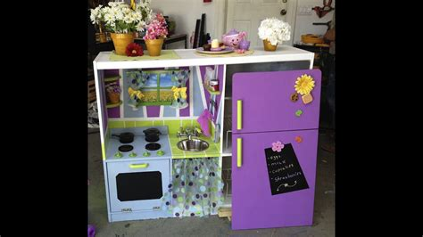 pretend kitchen  toddlers home design news