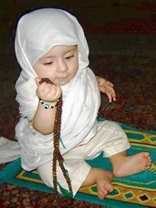 Muslim Cute Bab... Islamic Baby Girl Quotes