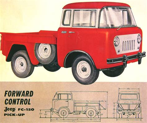 jeep fc 150 1000 images about jeep forward control fc on pinterest