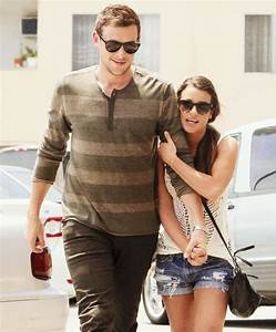*crying* Cory Monteith and Lea Michele | Photography ...