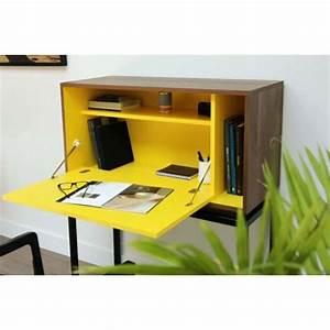 Petit Bureau Design : meuble de bureau design secr taire my city sign miiing ~ Preciouscoupons.com Idées de Décoration