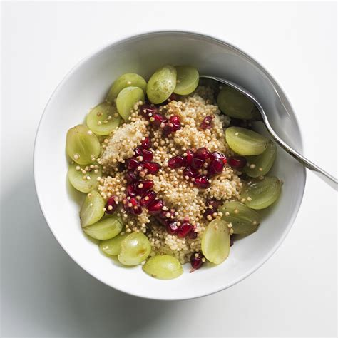 millet cuisine millet breakfast bowl nathalie 39 s cuisine