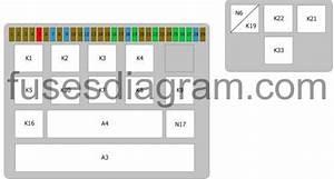 Fuse Box Diagram Bmw 7 E32