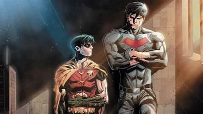 Todd Jason Hood Robin Dc Batman Comics