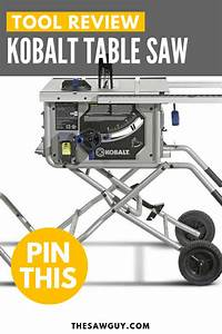 Kobalt Table Saw Parts Diagram