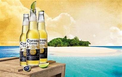 Corona Extra Beer Wallpapers Bottles Alcohol Backgrounds