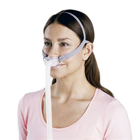 resmed nasal pillows resmed airfit p10 for nasal pillow cpap mask with headgear