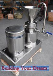 stainless steel peanut butter making machines  sale