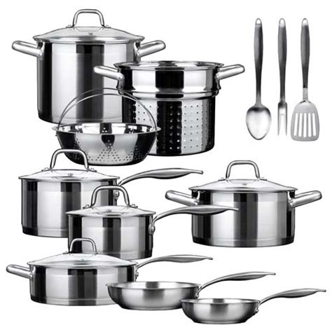 induction ready cookware sets   foodal buying