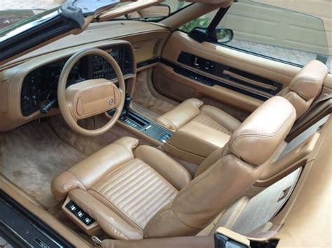 automobile air conditioning repair 1990 buick reatta user handbook buy used 1990 buick reatta base convertible 2 door 3 8l in naples florida united states for