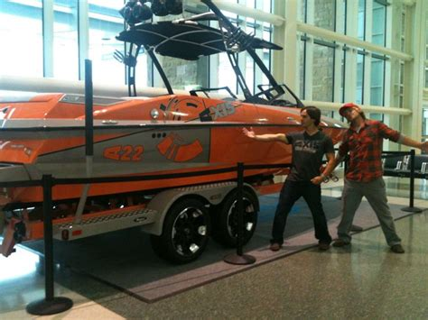 Axis Boats Boise by Wakeboarder 2011 Chattwake Boat Axis A22 Vandal Edition