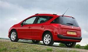 Peugeot 207 Sw : peugeot 207 sw 2007 2013 features equipment and accessories parkers ~ Gottalentnigeria.com Avis de Voitures