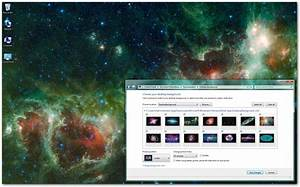 NASA Spacescapes Windows 7 Theme Download