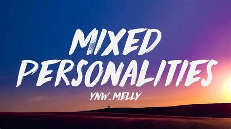 ynw melly ft kanye west mixed personalities lyrics