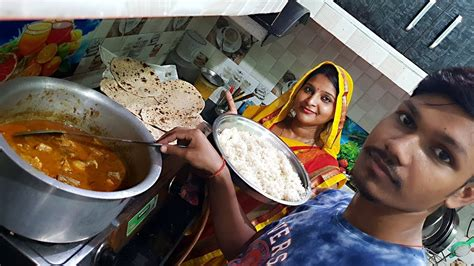 Daily Indian Kitchen Routine In Hindi