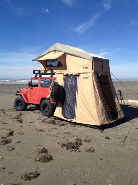 jeep roof top tent rooftop tents cascadia vehicle roof top tents red jeep